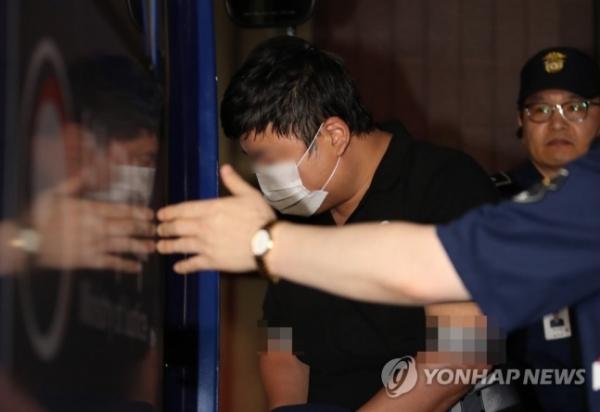 국 전 장관의 5촌 조카 조범동씨. [사진=연합뉴스]